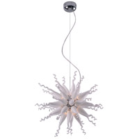 ET2 Solara II 8-Light Pendant in Polished Chrome E20003-01