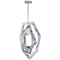 ET2 E20027-PC Boulder LED 27 inch Polished Chrome Single Pendant Ceiling Light