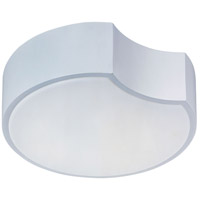 Cells LED 13 inch Matte White Flush Mount Ceiling Light