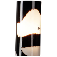 ET2 E20185-34 Sundae 1 Light 6 inch Polished Chrome Wall Sconce Wall Light