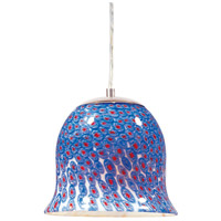 ET2 Signature 1-Light Pendant in Blue E20200-07 photo thumbnail