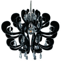 ET2 Carnivale 1 Light Pendant in Polished Chrome E20513-62
