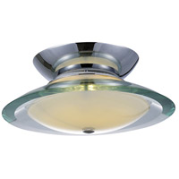 ET2 Curva 1 Light Flush Mount in Polished Chrome E20520-10