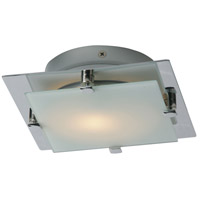 ET2 Piccolo 1 Light Wall Sconce in Satin Nickel and Polished Chrome E20532-09