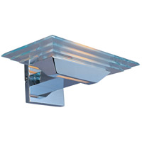 ET2 Strato 1 Light Wall Sconce in Polished Chrome E20721-18