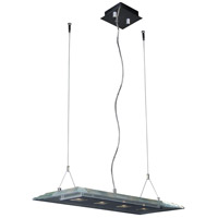 ET2 Strato 5 Light Pendant in Polished Chrome E20725-18