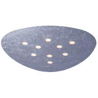 ET2 E20782-SF Palette LED 29 inch Silver Foil Flush Mount Ceiling Light