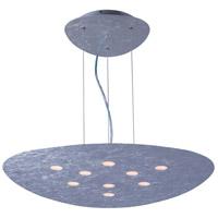 ET2 E20785-SF Palette LED 26 inch Silver Foil Pendant Ceiling Light
