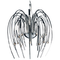 ET2 Zodiac 14 Light Pendant in Polished Chrome E20813-69