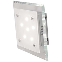 ET2 Pearl 6-Light LED Wall Mount in Polished Chrome E20920-10PC