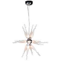 ET2 Solara I 16 Light Pendant in Polished Chrome E21005-01