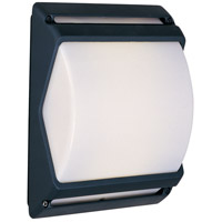 ET2 Zenith II 2 Light Outdoor Wall Mount in Dark Grey E21056-61DG