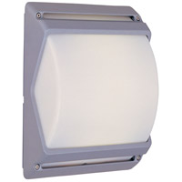 ET2 Zenith II 2 Light Outdoor Wall Mount in Platinum E21056-61PL