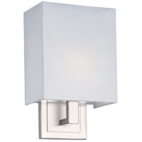 Edinburgh II 1 Light 7 inch Satin Nickel Wall Sconce Wall Light