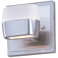 ET2 Ellipse 1 Light Wall Sconce in Satin Nickel E21131-11SN