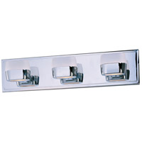 ET2 Ellipse 3 Light Bath Light in Polished Chrome E21133-11PC