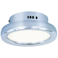 ET2 Timbale 1 Light Pendant in Polished Chrome E21141-01PC