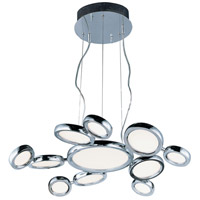 Timbale LED 32 inch Polished Chrome Pendant Ceiling Light