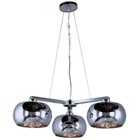 ET2 Sense 3 Light Pendant in Polished Chrome E21203-10PC