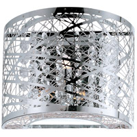 ET2 Inca 1 Light Wall Sconce in Polished Chrome E21302-10PC