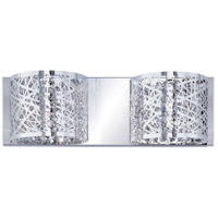 ET2 Inca 2 Light Bath Light in Polished Chrome E21311-10PC