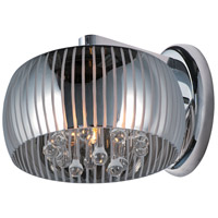 Sense II 1 Light 9 inch Polished Chrome Wall Sconce Wall Light