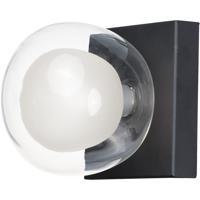 ET2 E21451-93BK Pod LED 5 inch Black Wall Sconce Wall Light