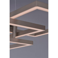 ET2 E21515-CHP Traverse LED LED 24 inch Champagne Foyer Pendant Ceiling Light alternative photo thumbnail
