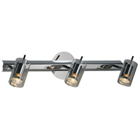ET2 Flash 3-Light Wall/Ceiling Mount in Polished Chrome E22025-18 photo thumbnail