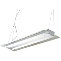 ET2 Contempra 2-Light Pendant in Brushed Aluminum E22123-10 photo thumbnail
