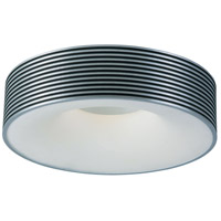 ET2 Alumina 1 Light Flush Mount in Brushed Aluminum E22180-11
