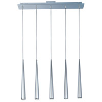 ET2 Taper 5 Light Linear Pendant in Polished Chrome E22224-24PC