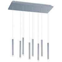 Piccolo LED 24 inch Polished Chrome Linear Pendant Ceiling Light