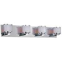 ET2 Mesh 4 Light Bath Light in Polished Chrome E22344-10PC