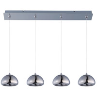 ET2 Vive 4 Light RapidJack Linear Pendant in Polished Chrome E22527-81PC