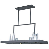 ET2 Pandora 16 Light Chandelier in Black E22585-77BK