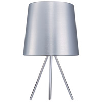 ET2 Percussion 1-Light Table Lamp in Polished Chrome E22707-77