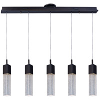 ET2 Fizz III 5 Light Pendant in Bronze E22764-89BZ