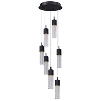ET2 Fizz III 7 Light Pendant in Bronze E22767-89BZ