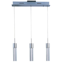 ET2 Fizz IV 3 Light LED Pendant in Polished Chrome E22773-91PC