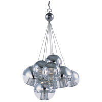 Reflex LED 30 inch Polished Chrome Single Pendant Ceiling Light