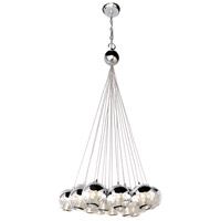 ET2 Reflex 12 Light Single Pendant in Polished Chrome E22788-81PC