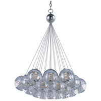 Reflex LED 29 inch Polished Chrome Single Pendant Ceiling Light