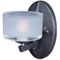 Vortex 1 Light 5 inch Oil Rubbed Bronze Wall Sconce Wall Light