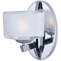 ET2 Vortex 1 Light Wall Sconce in Polished Chrome E22803-09PC
