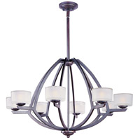 ET2 Vortex 8-Light Pendant in Oil Rubbed Bronze E22806-09OI photo thumbnail