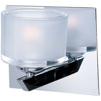 Vortex 1 Light 6 inch Polished Chrome Wall Sconce Wall Light