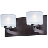 ET2 Vortex 2 Light Bath Light in Oil Rubbed Bronze E22812-09OI photo thumbnail