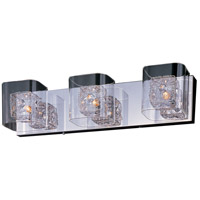 ET2 Gem 3 Light Bath Light in Polished Chrome E22833-18PC