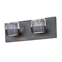 Volt LED LED 14 inch Bronze Bath Light Wall Light in 14 in.,  4 Light